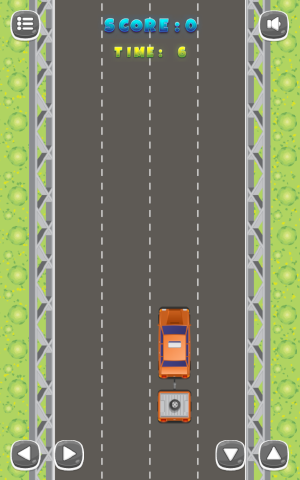 cars game ride