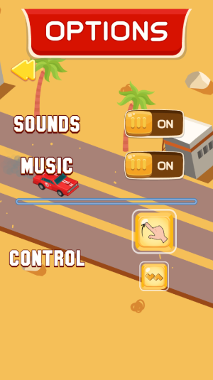 driver highway game settings