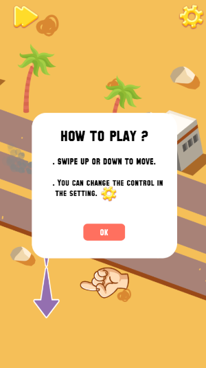 driver highway how to play