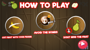 fruit boom how to play