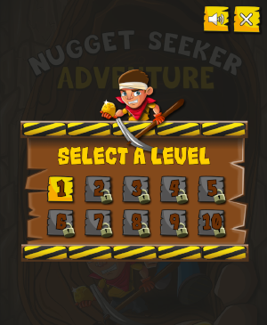 game level select
