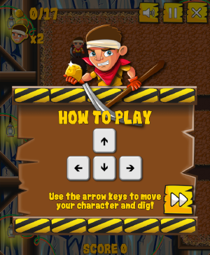 nugget seeker how to play