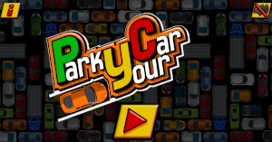 park your car game start screen