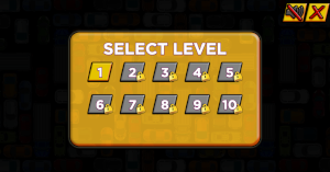 select game level