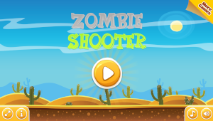 zombie shooter start game