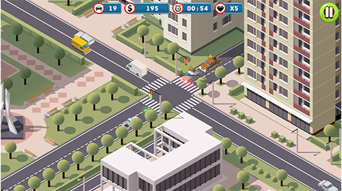 traffic command game play