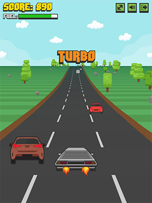 racer turbo boost