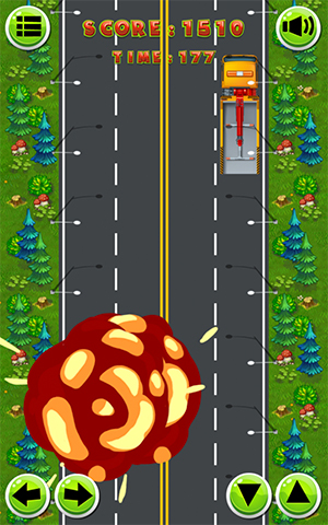 cars collision game