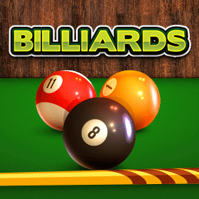 Billiards Game Online icon