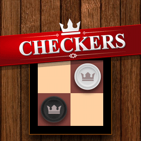 Checkers Game Online icon
