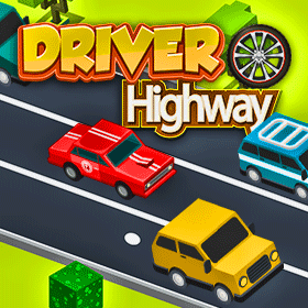 driver highway online game icon