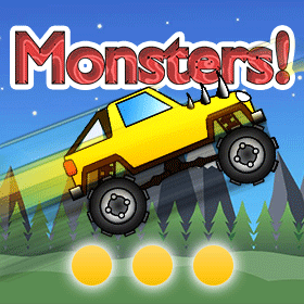Monster Truck Game icon