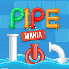 Water Pipe Mania Game icon