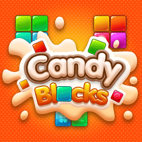 Candy Blocks Game icon