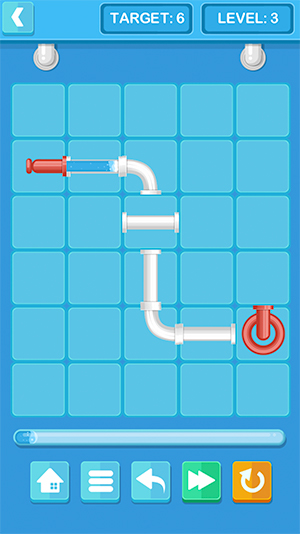 pipe mania game play