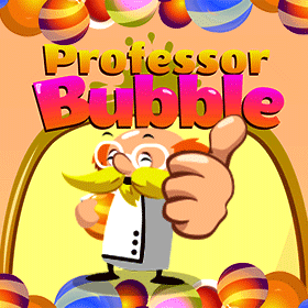 Professor Bubble Game icon