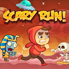 Scary Run Game icon