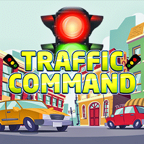 traffic command game icon