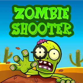 zombie shooter game icon