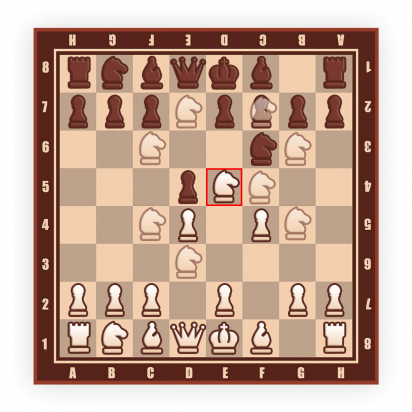 take control of the board early