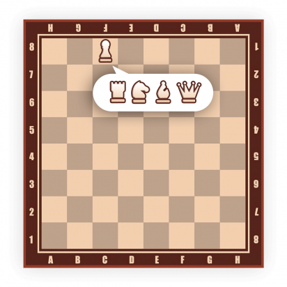 special moves of the pawn