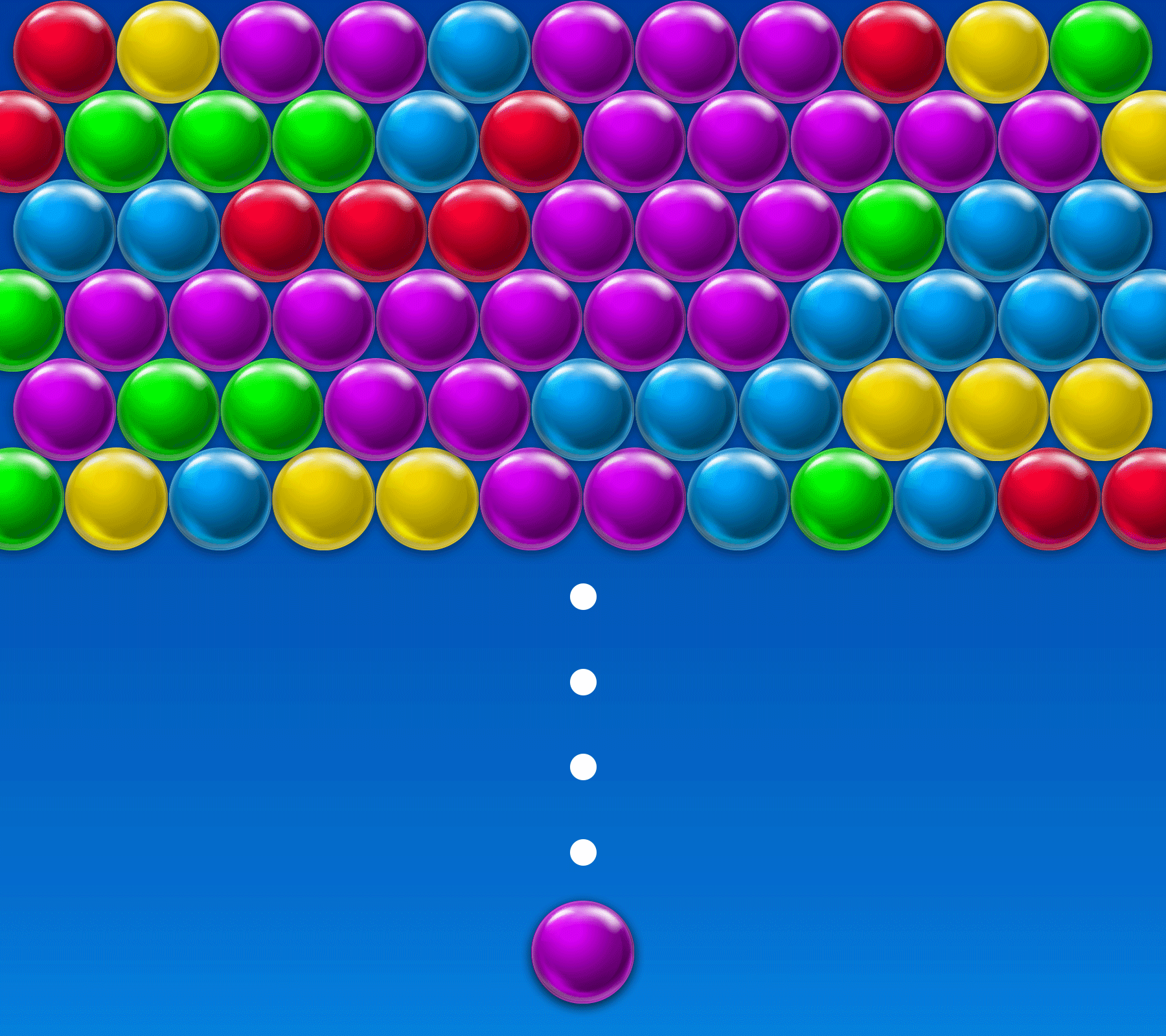 what is bubble shooter