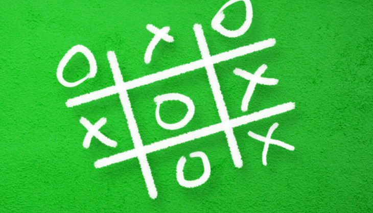how to win tic tac toe