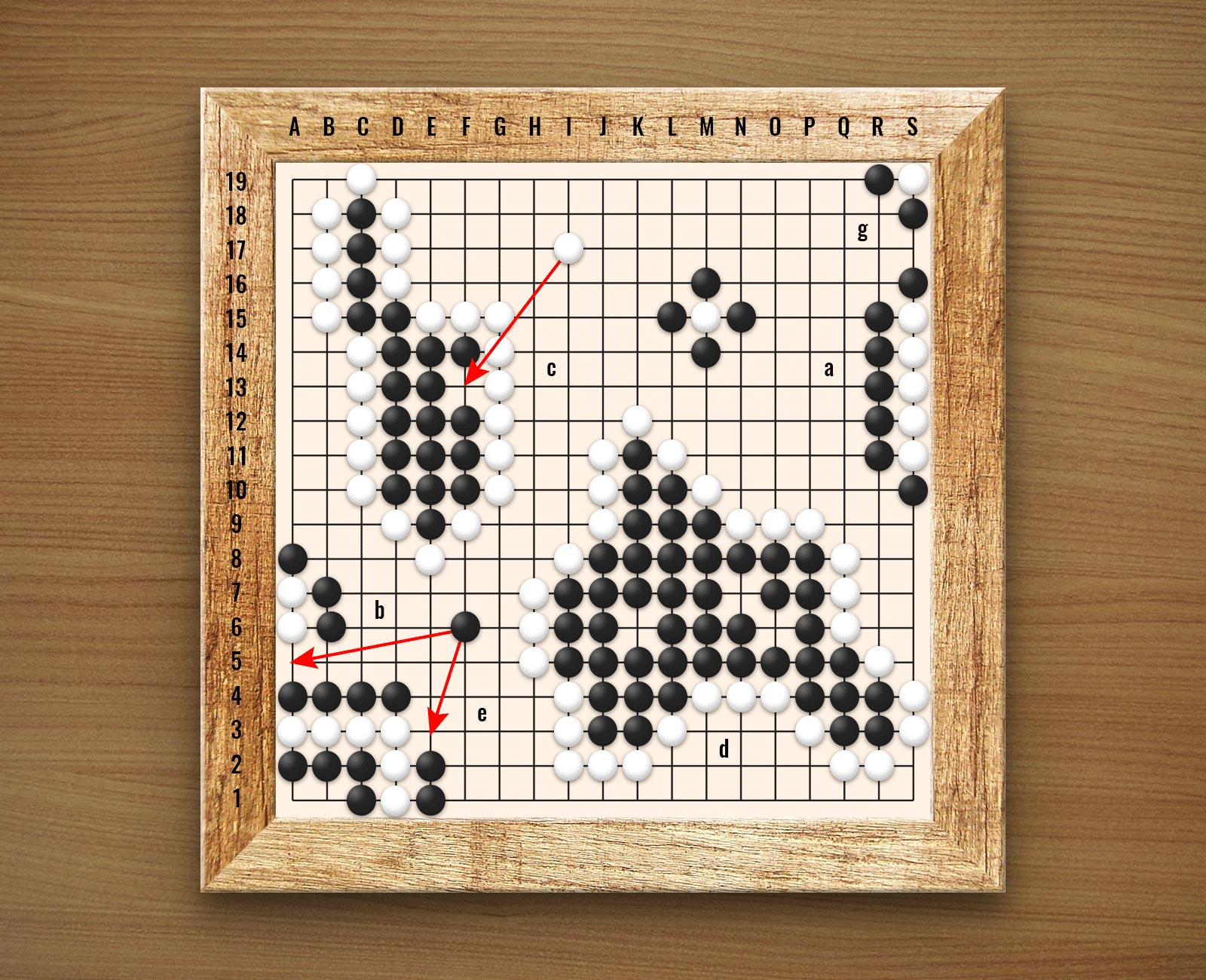 how to play go instructions