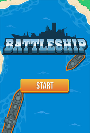 battleship start screen