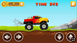 truck game play