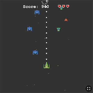 space game fight