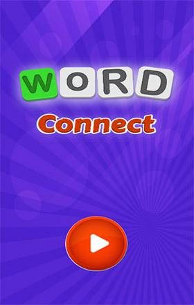 word connect start screen