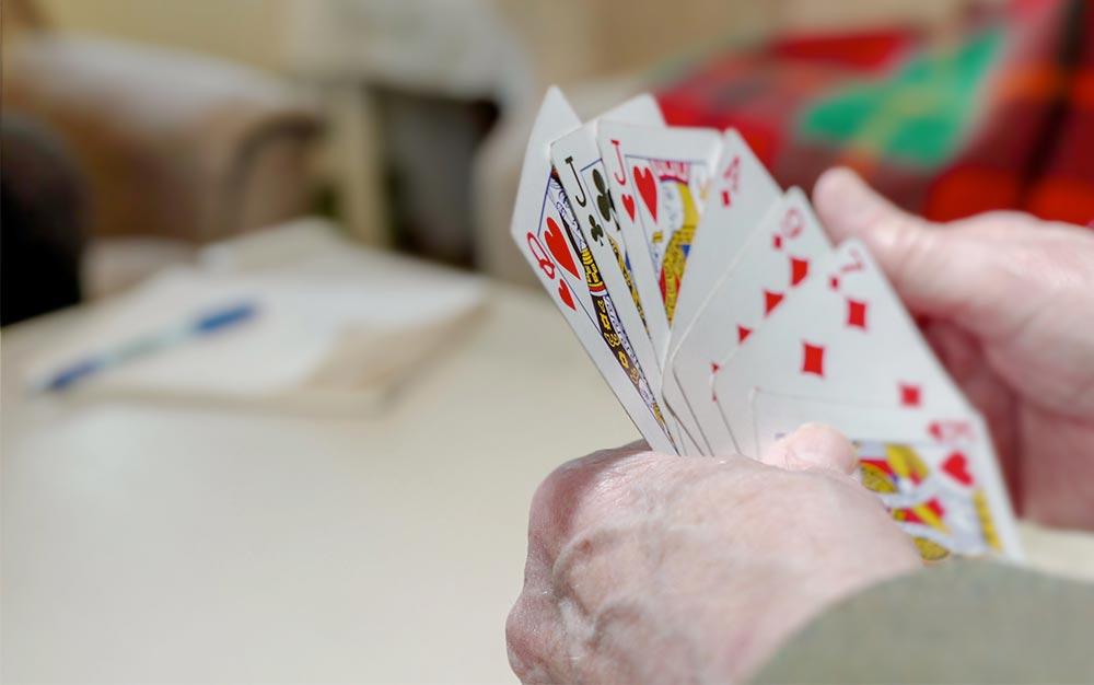 rummy game process