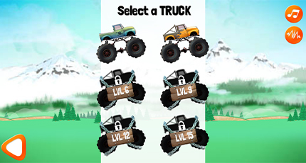 truck trials selection