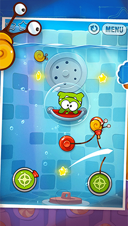 cut the rope experiments ropes