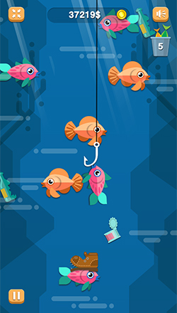 fishing.io catch the fish