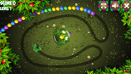 frog game play