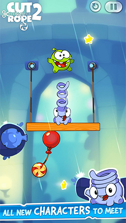 cut the rope 2 characters
