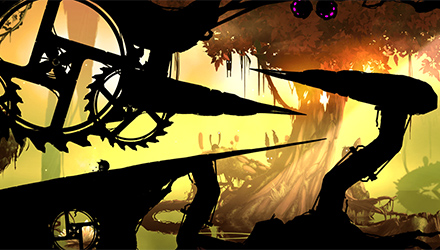 avoid badland obstacles