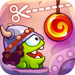 Cut The Rope - Time Travel icon