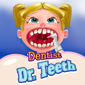 Dentist Doctor Teeth icon