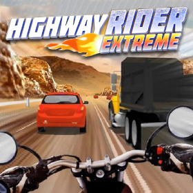Highway Rider Extreme icon