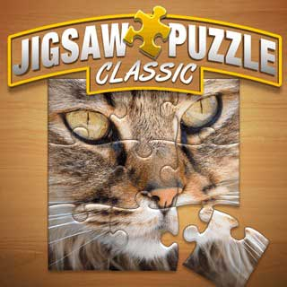 jigsaw puzzle classic icon